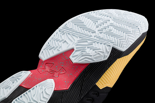 Under Armour Curry 2.5 Sun Wukong Journey to Excellence