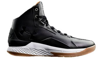 Under Armour Curry Lux Black Gum Collection