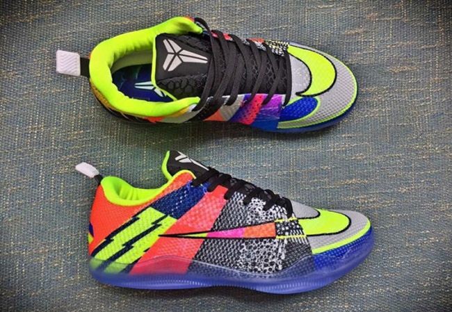 What The Mambacurial Nike Kobe 11