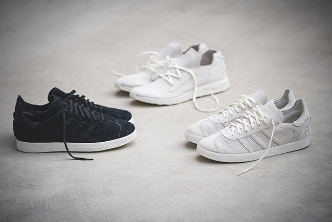 official photos 5bc69 e68d1 good Detailed Look at the WINGS+HORNS x adidas Originals Fall Winter 2016  Collection