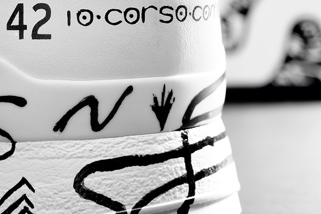 10 Corso Como x Asics Gel Lyte III