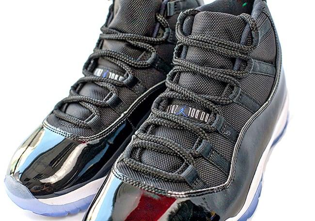 2016 Jordan 11 Space Jam