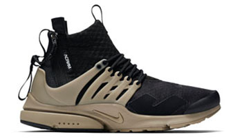 ACRONYM Nike Air Presto Mid Bamboo