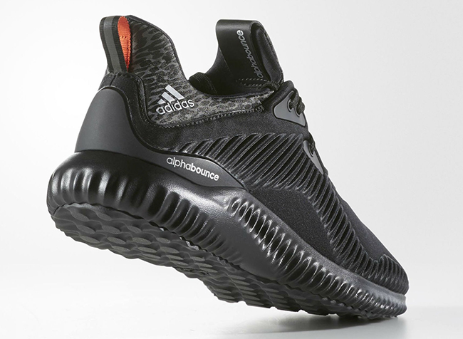 Adidas Alphabounce Blackout Release Date Sneakerfiles