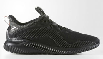 adidas AlphaBOUNCE Blackout