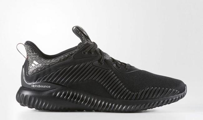7d2334beb adidas AlphaBOUNCE Blackout Release Date