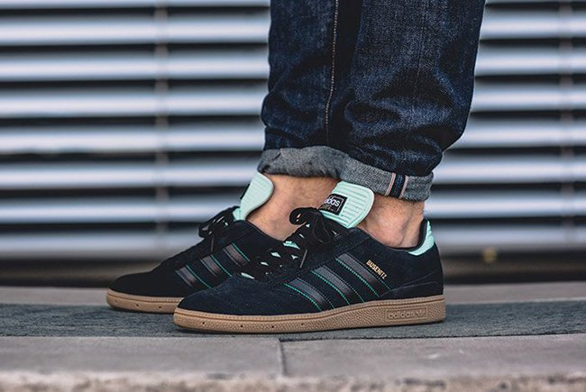 adidas Busenitz Ice Green