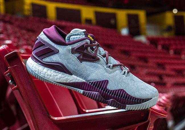 adidas Crazylight Boost 2016 Arizona State