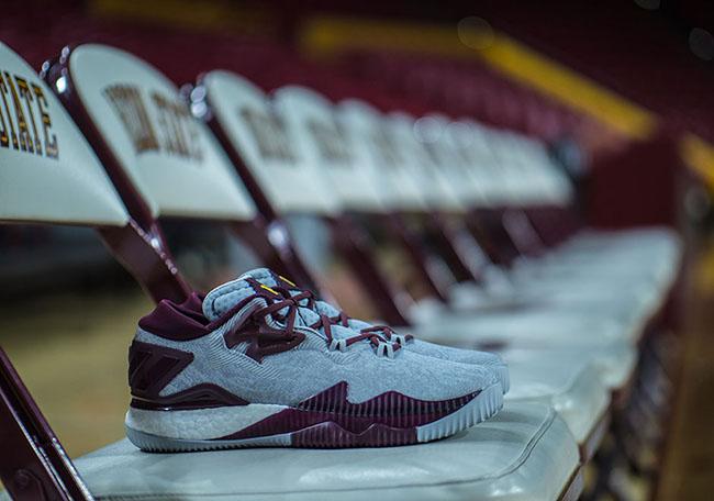 adidas Crazylight Boost 2016 Arizona State | SneakerFiles