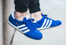 adidas Dragon Royal Blue