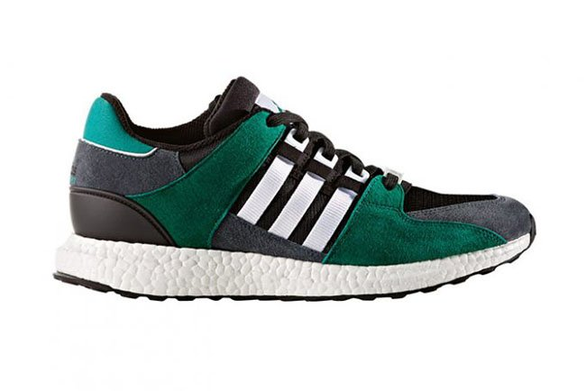 adidas EQT Support 93 16 Boost Green Black