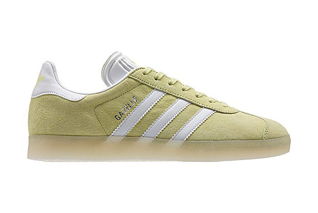 adidas Gazelle Leather Iced Pack