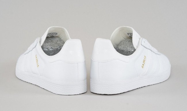 adidas Originals Gazelle Triple White