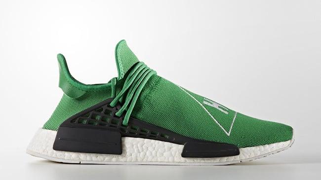 adidas HU NMD Pharrell Williams Green HU