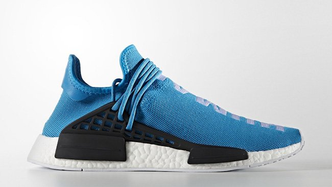 adidas HU NMD Pharrell Williams Shale Blue Human Being