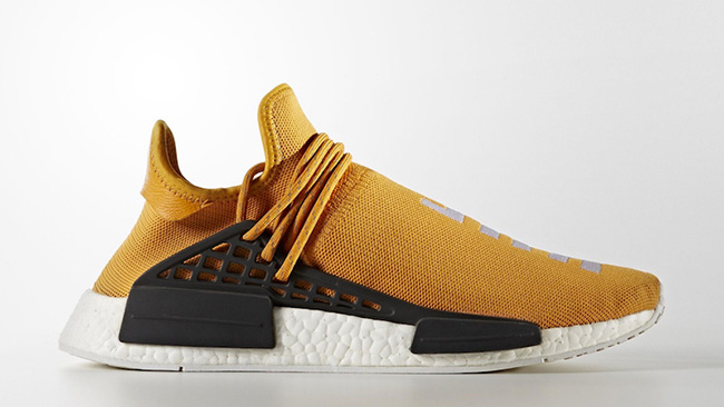 adidas HU NMD Pharrell Williams Tangerine HU Man