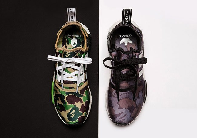 adidas NMD Bape Release Date