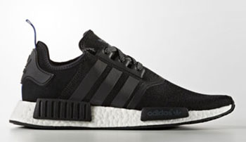 adidas NMD Core Black Blue