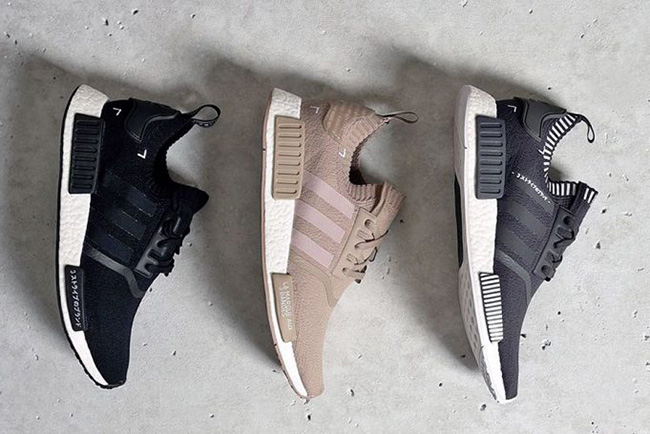 "The Second adidas NMD ""R1 Colorway Is Dropping This Weekend"