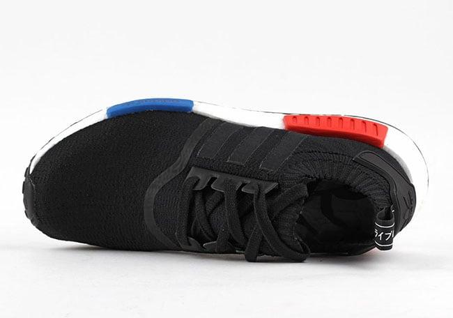 adidas NMD R1 Primeknit OG Black Release Date