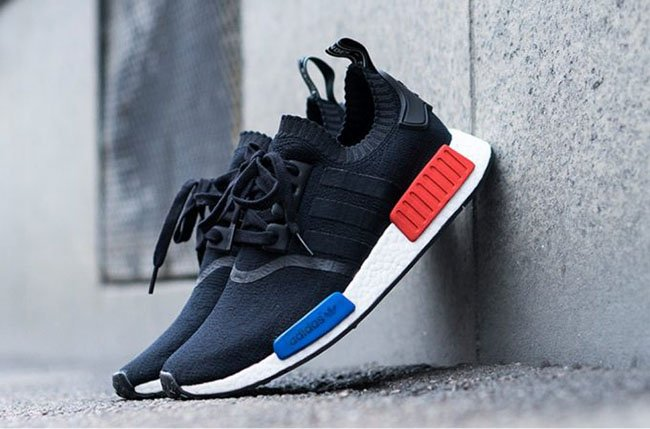 adidas Originals NMD R1 Primeknit Runner Boost 'Tri Color Pack