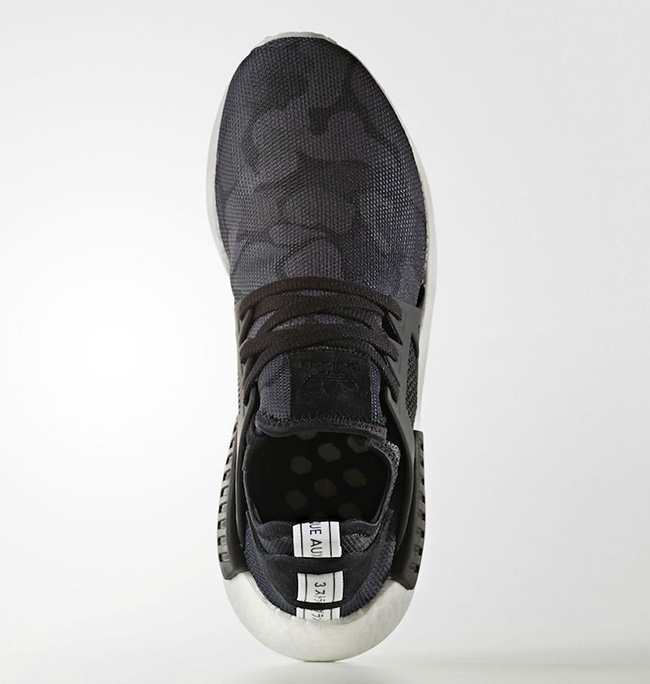 adidas NMD XR1 Camo Black