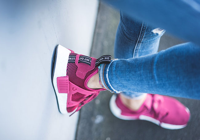 adidas NMD XR1 Pink Womens