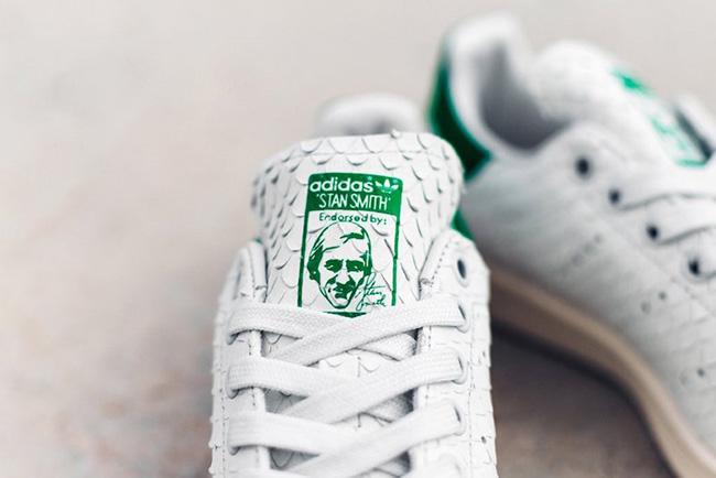 adidas Originals Snakeskin Pack Stan Smith Superstar