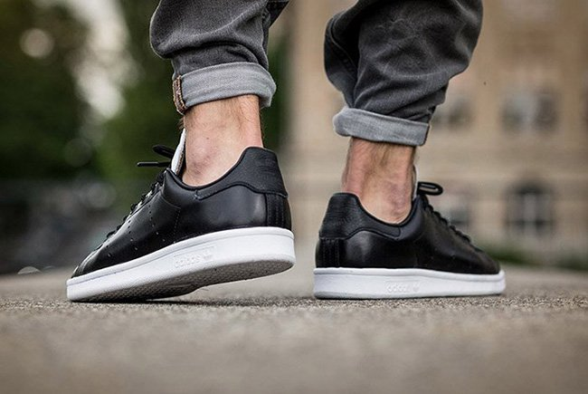 adidas Stan Smith Core Black White