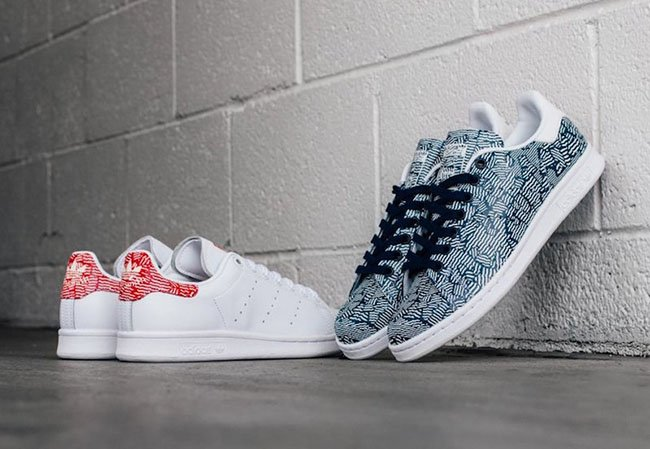 adidas Stan Smith Crackled Pack