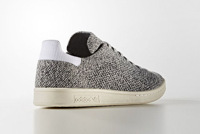 adidas Stan Smith Primeknit Wool Grey