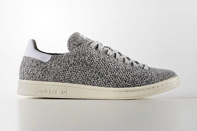 adidas Stan Smith Primeknit Wool Grey