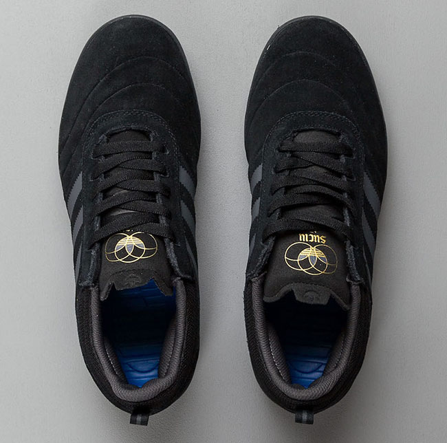 adidas Suciu ADV Core Black Solid Grey