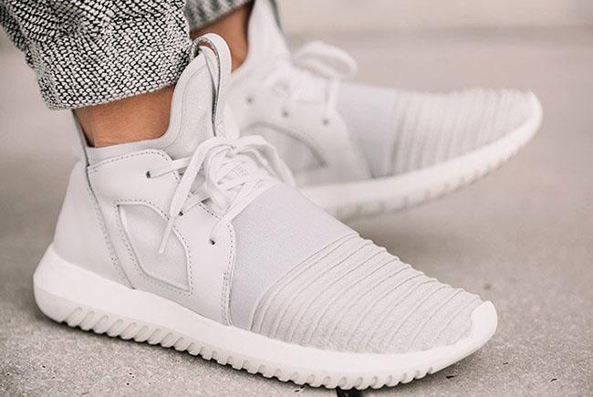 adidas Tubular Defiant Crystal White