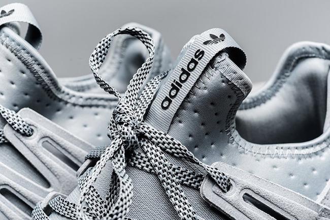 adidas Tubular Radial Light Grey