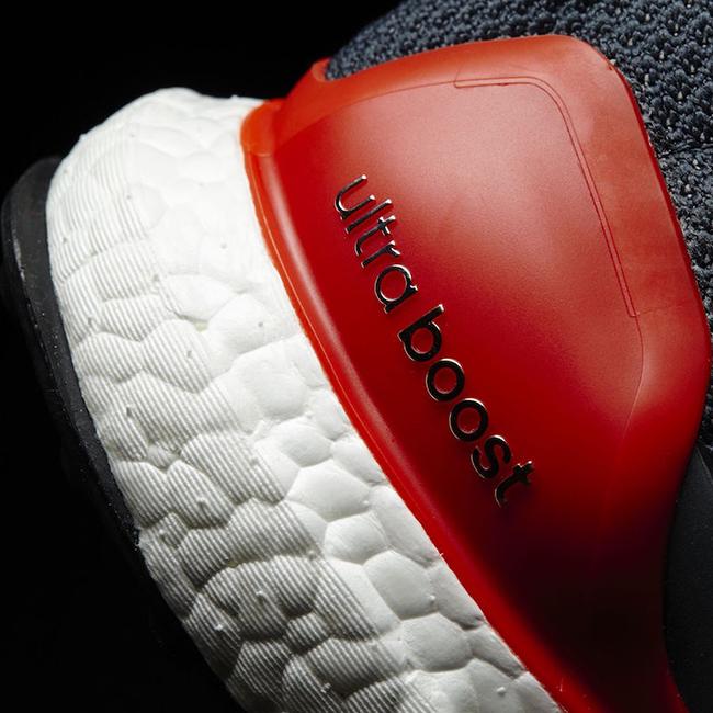 adidas Ultra Boost ATR Dark Grey Red