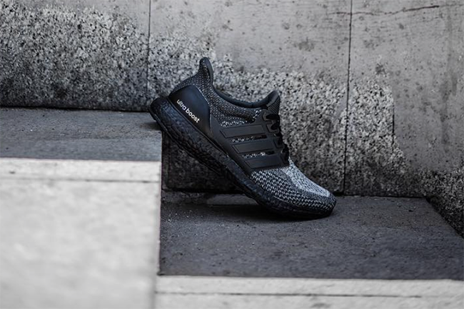 adidas Ultra Boost Black Sole