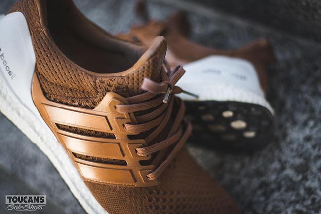 adidas Ultra Boost 'Hazelnut' Custom