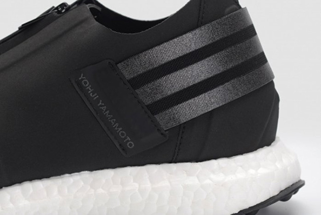 adidas Y-3 X-Ray Zip Low Boost Black White