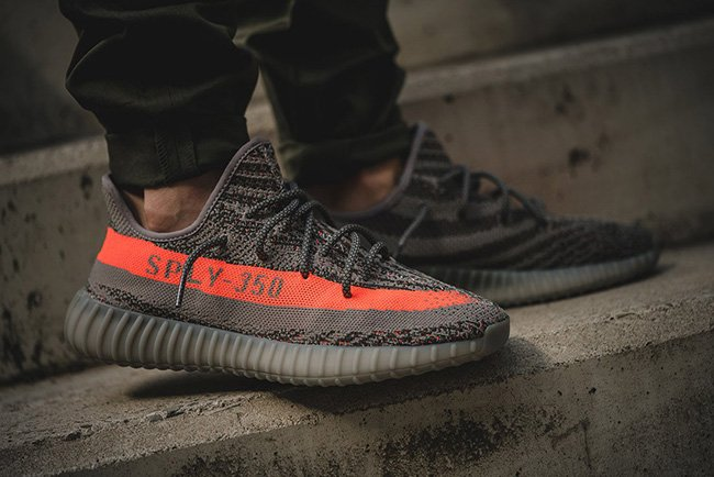 Adidas Yeezy Boost 350 V 2 Red / Green / Copper Release Links