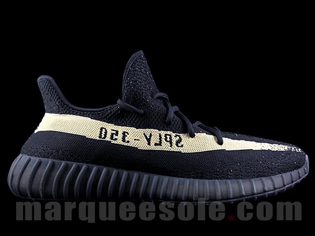 adidas Yeezy 350 Boost V2 Black Gold