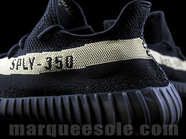 A Closer Look at the adidas Originals Yeezy Boost 350 'Black
