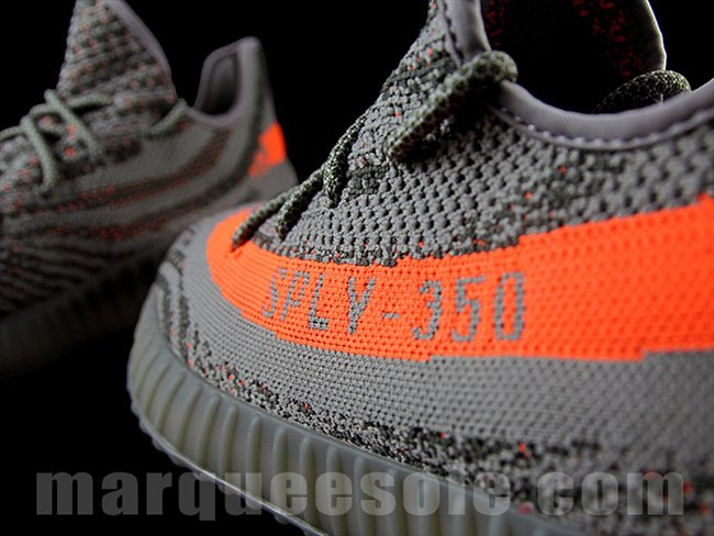 adidas Yeezy 350 Boost V2 Solar Red