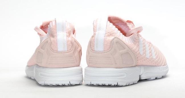 adidas ZX Flux Primeknit Halo Pink