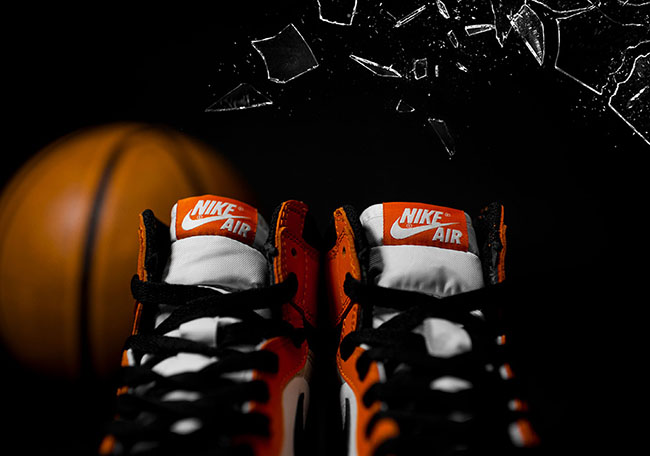 Air Jordan 1 Away Shattered Backboard
