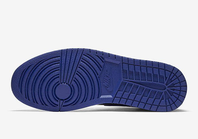 Air Jordan 1 Deep Royal Patent