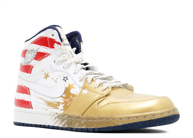 f3b41542b97 Air Jordan 1 High Dave White Metallic Gold