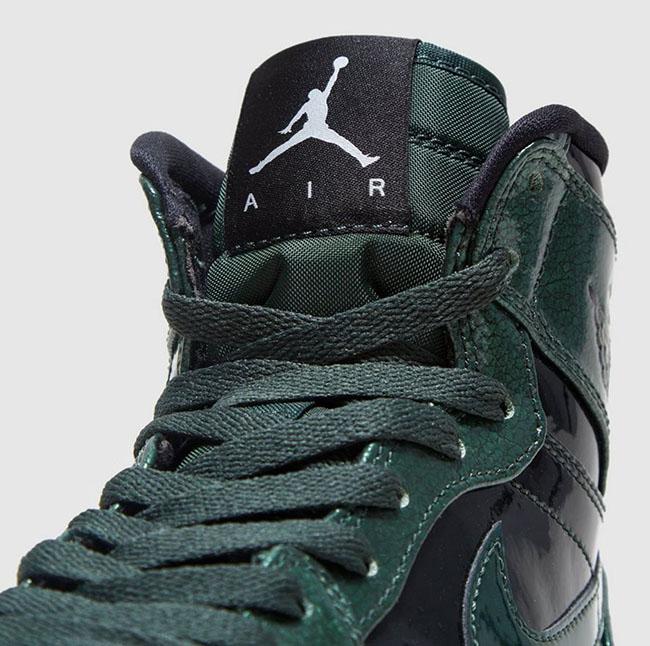 77ad393f19fb Air Jordan 1 High Grove Green