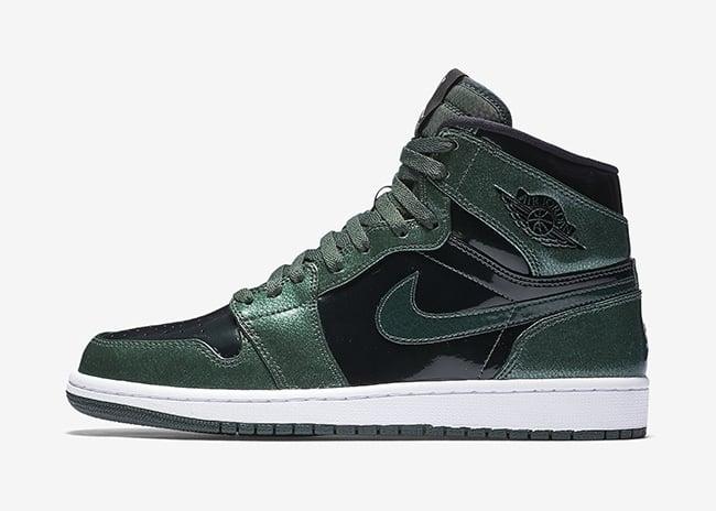 Air Jordan 1 High Grove Green Release Date