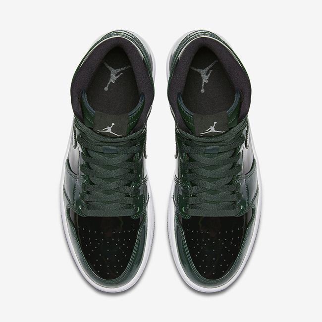 eb66de766a61 Air Jordan 1 High Grove Green Release Date